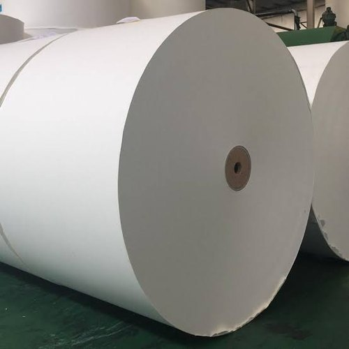 PE Coated Cup Stock Paper Roll